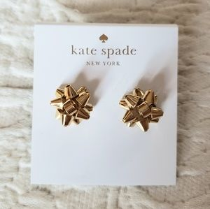 Kate Spade | Bourgeois bow earrings